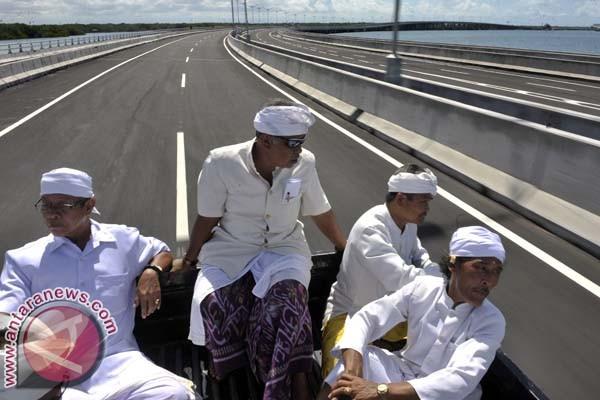 Tol Bali Gunakan Metode Ramah Lingkungan