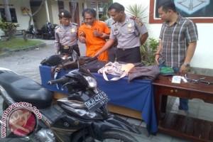 Polisi Tangkap Residivis Pencurian
