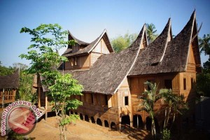 Taman Nusa Representasikan Budaya Nusantara