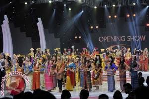 Miss World Seluruhnya di Bali