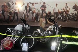 Penggemar Motor Besar Meriahkan Festival Sanur