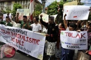 Aliansi Pemuda Bali Tolak Ormas Radikal