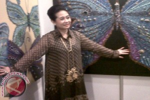 "Perupa Sasya Pameran ""From Indonesia With Love"""