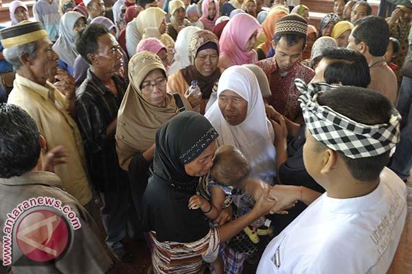246 Warga Serangan-Denpasar Terima Sertifikat Tanah Okupasi