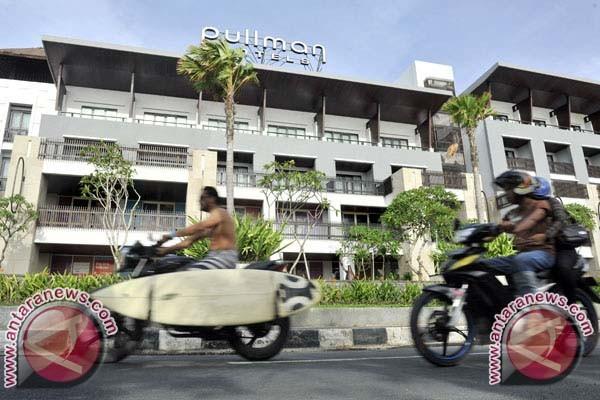Tingkat Hunian Hotel di Bali Naik  3,37 Persen