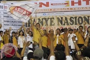 Wiranto Pimpin Kampanye Terbuka Hanura di Bali