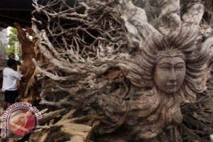 BPS: Pasaran Amerika Serap Paling Banyak Patung Bali