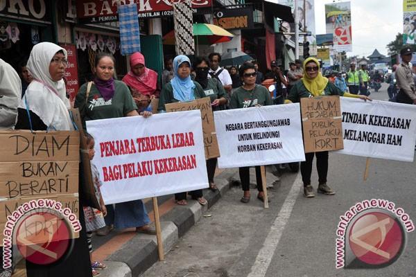 Pelaku KDRT di Denpasar terancam lima tahun penjara