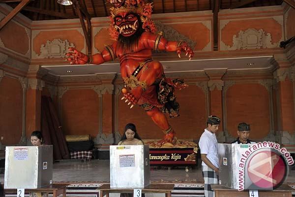 KPU Bali sosialisasikan Dapil Pemilu 2019