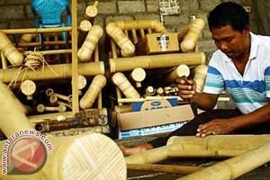 Ekspor industri kecil Bali turun