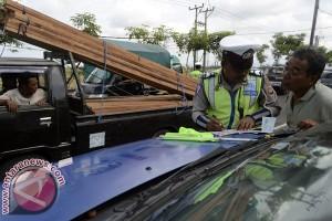 Dishub Denpasar Tertibkan Pelanggar Rambu Lalu Lintas