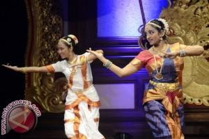 India Persehbahkan Tari Klasik Pada Pkb XXXVI