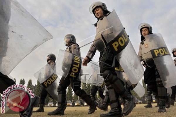 "Polda Bali amankan deklarasi ""Emak-Emak"" Prabowo-Sandi"