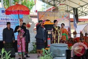 RRI Denpasar Penyangga Seni Budaya Bali