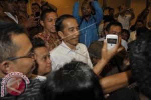 Jokowi-Aktivis 98 Bahas Langkah Strategis Ke Depan