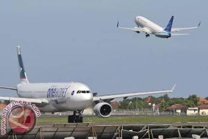 Pesawat Dari Bali Ke Mancanegara Naik 1,35 Persen