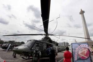 TNI AD Gelar Pameran Alutsista di Monas