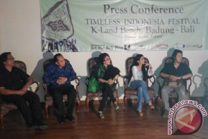 Konderatu Gelar TIF 2014 Menampilkan Tujuh Provinsi