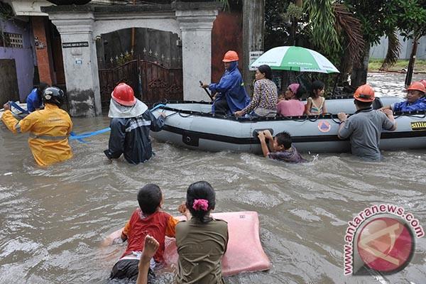 Pemkot Denpasar Konsisten Tanggulangi Masalah Banjir