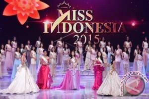 Maria Harfanti Juara Miss Indonesia 2015