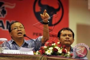 Koster : Persiapan Kongres IV PDIP Rampung