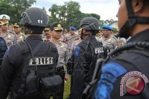 Polda Bali Bentuk Satgas Khusus Kongres PDIP
