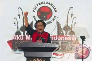 Megawati Imbau Presiden Berpegang Teguh pada Konstitusi
