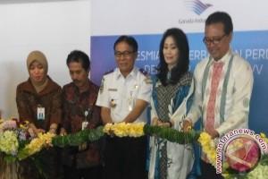 Garuda Indonesia Buka Penerbangan Denpasar-Manado