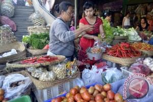 Harga Cabai di Pasar Tradisional Denpasar Turun