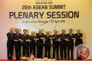 Presiden Jokowi Hadiri Pembukaan KTT ASEAN