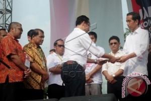 Relawan Umumkan Lima Maklumat untuk Jokowi