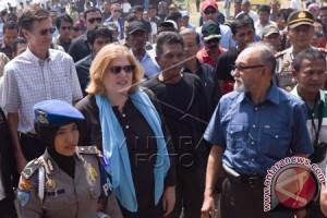 Asisten Menlu AS Kunjungi Pengungsi Rohingya