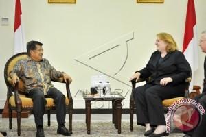 Indonesia-AS Bahas Pengungsi Rohingya