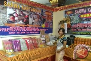 Pengrajin Jehen Pamerkan Dupa Herbal Asli Bali