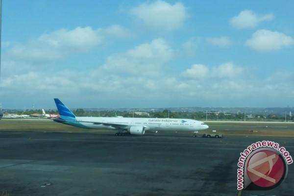 Garuda tingkatkan frekuensi penerbangan Bali-India