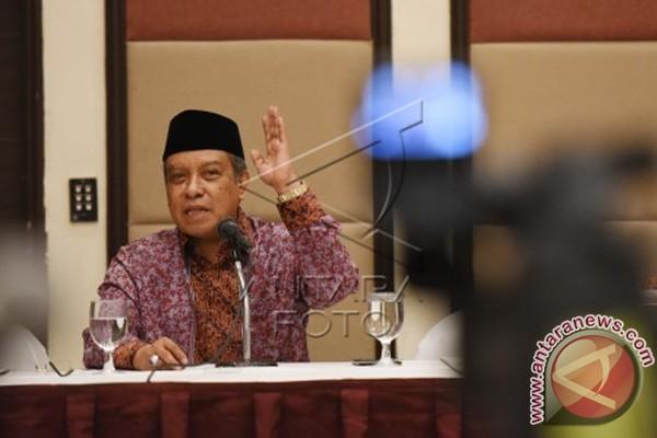 Pengurus NU-Muhammadiyah bertemu