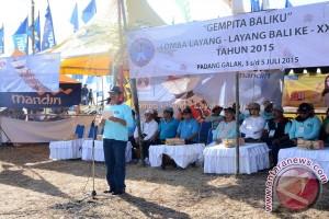 Wagub Bali Buka Lomba Layang-layang