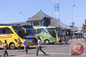 H-5 Arus Mudik Pelabuhan Padangbai Lengang