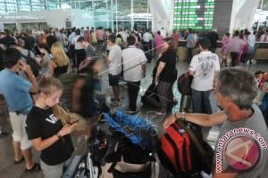 Per Jam, 2.388 Penumpang Bandara Ngurah Rai