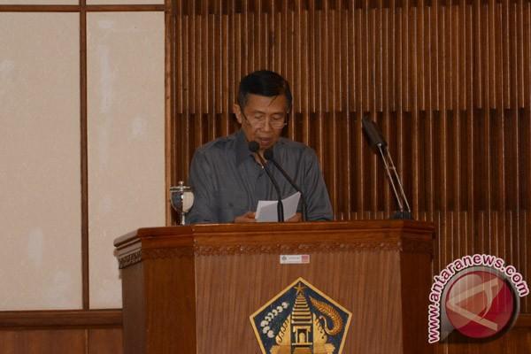 Gubernur Pastika: program untuk desa jangan tumpang tindih