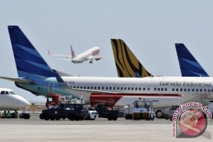 BPS: Penerbangan Bali Ke Mancanegara Naik 12,16 Persen