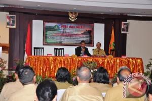 Penjabat Bupati Tabanan Gelar Rapat Koordinasi