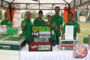 Pegadaian Bali Gelar Bazzar Emas Di Denpasar