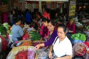 Wali Kota Letakkan Batu Pertama Pembangunan Pasar Badung
