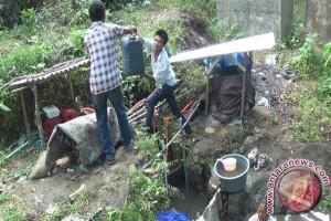 Ribuan Warga Jembrana Kekurangan Air Bersih