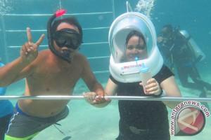 Nusa Lembongan mulai berkembang sebagai daerah wisata