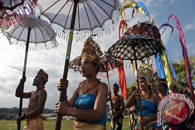 Parade Nusa Dua Fiesta