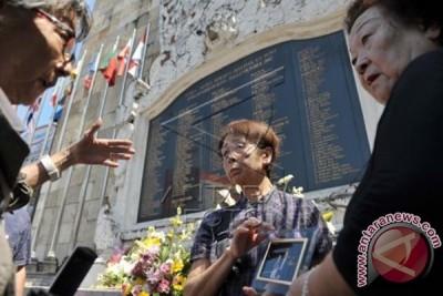 Doa Warnai Peringatan Tragedi Bom Bali