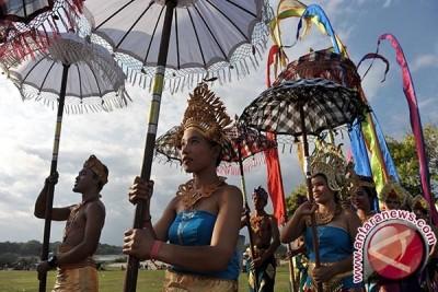 "Wagub Bali Membuka Ajang ""Nusa Dua Fiesta"""