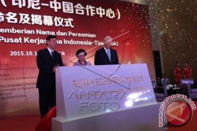 "Megawati Resmikan ""Rumah Soekarno"" di Shenzhen Tiongkok"